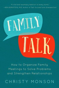 Just Between Us – Family Talk: A Powerful Way to Build and Strengthen Family Relationships
